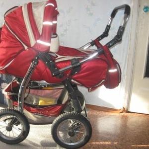 Продается коляска-трансформер(зима-лето).Фирма ADAMEX