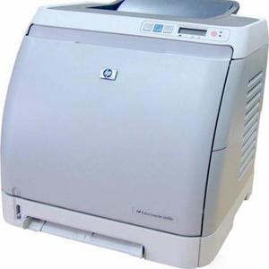 Принтер HP Color LJ 2600n,  цв.,  лазерный