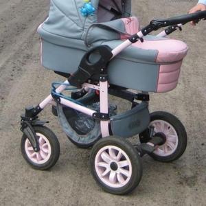 Продаётся коляска 2010 г,  TAKO Jumper X,  2