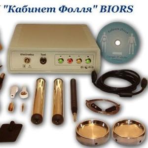 АПК Кабинет Фолля БИОРС. Много методов диагностики и терапии.