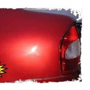 Удаление вмятин вмятин на автомобиле