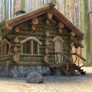 Куплю 10-30 комплектов домов из бревен ручной рубки или оцилиндровки (