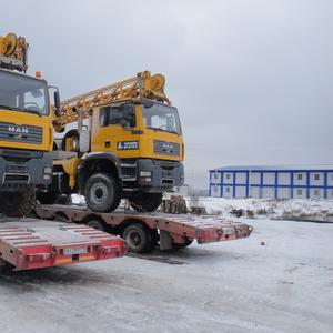Перевозка негабаритного и тяжеловестного груза в г. Архангельске,  Архангельской области и всей ткрритории Росии